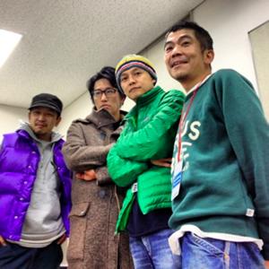 岡村靖幸さんとスチャダラパーの皆さん